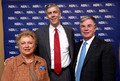 Arne Duncan VIP Photos and Press Conference